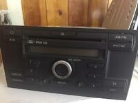 FORD CD PLAYER FULLY WORKING