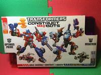 Transformers Construct Bots by Hasbro
