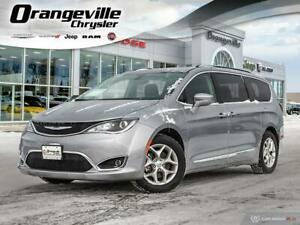 2018 Chrysler Pacifica TOURING-L PLUS, V6, ROOF, DVD, HTD LEATHE