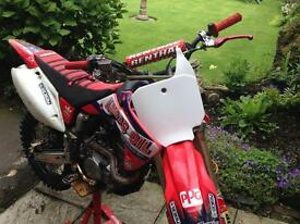 Honda crf 150 (small wheel)