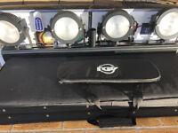 Brand new ADJ Dotz TPAR System LED Par T-Bar Light DJ Disco