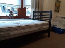 Single healthopaedic bed