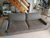Kivik ikea sofa bed