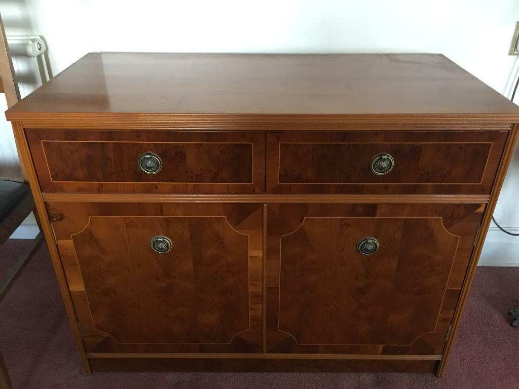Beresford & Hicks Vintage Sideboard Unit | Solid Wood