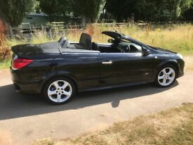 Astra convertible, been in the family from new, great summer or winter car