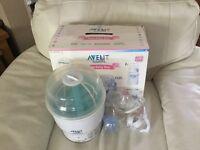 Avent Baby Bottle Steamer 🍼
