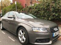 urgent sale- 63 reg latest edition- AUDI A4 -just 9k miles-ex audi dealer demo car