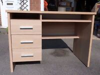 Stanford Desk, Beech Effect been in use few month
