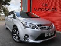 2015 AVENSIS 2.0 D4D ICON BUSINESS NAV £30 TAX