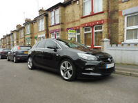 Vauxhall Astra 1.6i 16V Limited Edition 5dr [Leather]