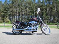 2012 Harley-Davidson® XL1200V - SEVENTY-TWO SPORTSTER