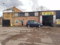 Mechanics Garage Workshop Vehicle Repair & Servicing Business For Sale Est 10 Yrs Excellent Location