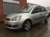 06 Ford Fiesta 1.2 Zetec 5dr Hatchback - MOT August - Alloys - Service Included - PX WELCOME