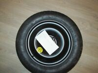 £20 ono ford focus space saver tyre hankook t125/90 r16