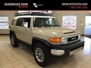 2012 Toyota FJ Cruiser Off-Road