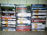 WINDOWS PC CD GAMES X 70