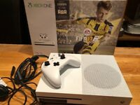 XBOX ONE S, MINT CONDITION & BOXED