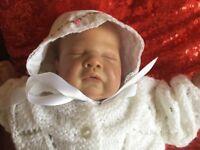 Reborn doll girl