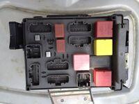 2005 , renault espace , 2.2 dci , fuse board box