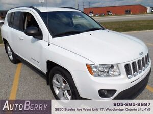 2011 Jeep Compass North *** Certified and E-Tested *** $8,699