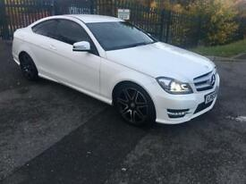 "2014(63) Mercedes C220 AMG Sport Plus 18"" Alloys"