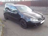 2004 VW GOLF V MK5 1.6 FSI hatchback Black BREAKING for Part Spares