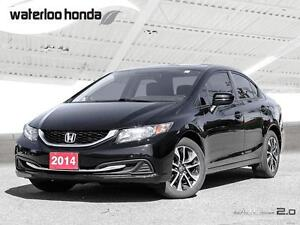 2014 Honda Civic EX Special of the Week! Back Up Camera, Heat...
