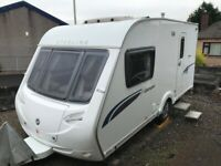 Sterling Swift Europa 460 2 berth with motor mover - on hold, viewing booked