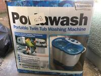 Wash machine for kids