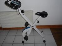 Davina Mccall Fold-up Exercise Bike - In Great Working Condition