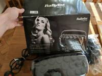 Babyliss heated hair curlers