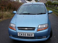 2005 (55) Chevrolet Kalos