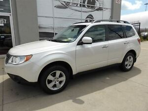 2009 Subaru Forester 2.5 X Touring Package Sunroof