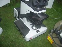 Job lot microscopes open to offers
