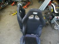 OMP Bucket Seats