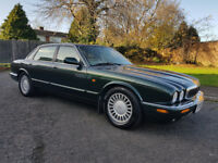 JAGUAR XJ8 3.2 V8 AUTO MAY 2018 MOT ££££ OF BILLS 10 SERVICE STAMPS CLIMATE FULL LEATHER XJ6 XK8 JAG