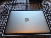 "Immaculate MacBook Pro 13"" retina intel core i5 processor. Perfect condition"