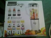 Hinari Genie 8 in 1 Blender - NEW AND BOXED