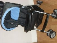 Hauck Sport Pushchair- plus accessories