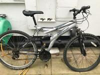 "Dunlop mountain bike. 18"" Frame"