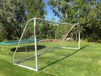 Samba Pro Football Goal - 16ft x 7ft. Heavy Duty!