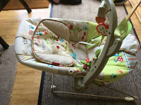 Fisher-Price Woodsy baby bouncer