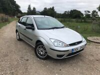 Ford Focus LPG 2004 1.8 Petrol 89,000 Miles Starts runs and drive with no faults Mot till July