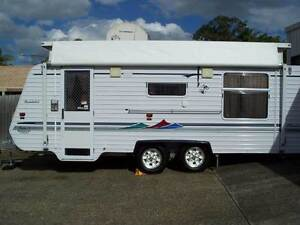 2004 Regent Cruiser Pop Top Caravan Highfields Toowoomba Surrounds Preview