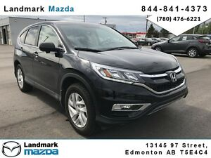 2016 Honda CR-V EXL AWD LOADED ONE OWNER