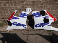 Honda CBR 600 1993 tank and fairing panels left and right