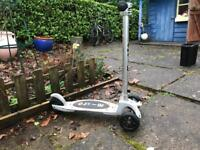 Micro scooter metal for teenagers