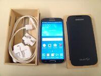 Samsung Galaxy S4 i9505 16GB Black Mist Unlocked good condition