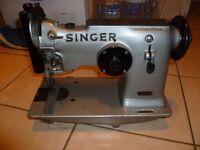 Singer 143W3 sewing machine/Industrial zigzag-lockstitch(1901)