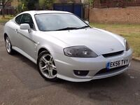 Hyundai Coupe 2.0 SE 3dr Automatic, FSH, Full Leather, Great condition, Free warranty & AA cover
